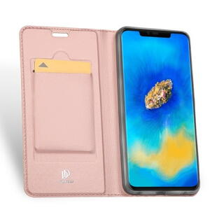 DUX DUCIS Skin Pro Flip Case for Huawei Mate 20 Pro Rose Gold