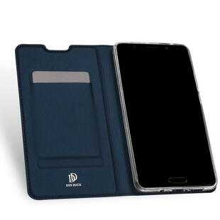 DUX DUCIS Skin Pro Flip Case for Huawei Mate 10 Dark Blue