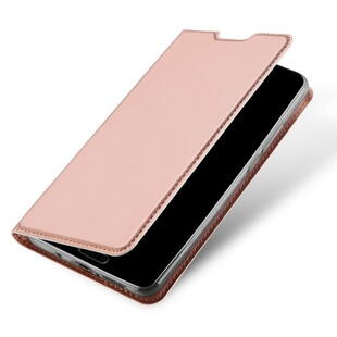 DUX DUCIS Skin Pro Flip Case for Huawei Mate 10 Rose Gold