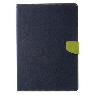 MERCURY GOOSPERY Fancy Diary  Case for iPad Pro 10.5 inch Dark Blue