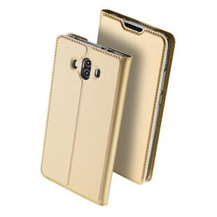 DUX DUCIS Skin Pro Flip Case for Huawei Mate 10 Gold