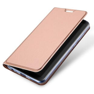 DUX DUCIS Skin Pro Flip Case for Huawei Mate 10 Lite Rose Gold