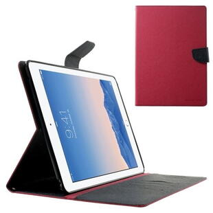 MERCURY Goospery Fancy Diary Case for iPad Air 2 - Red/ Blue
