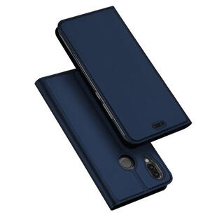 DUX DUCIS Skin Pro Flip Case for Huawei P20 Lite Dark blue