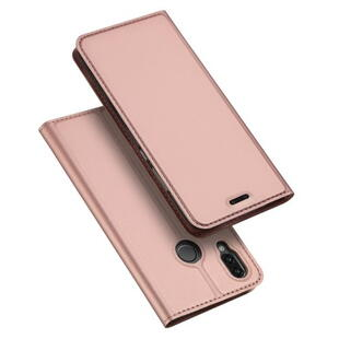 DUX DUCIS Skin Pro Flip Case for Huawei P20 Lite Rose Gold