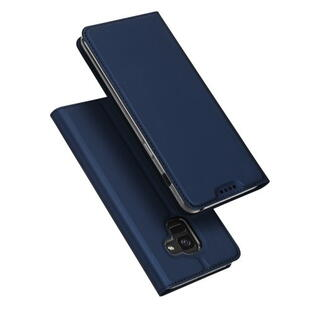 DUX DUCIS Skin Pro Flip Case for Samsung A8 (2018)  Dark Blue
