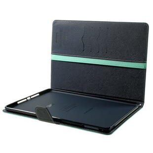 MERCURY Goospery Fancy Diary Case for iPad Air 2 - Cyan/Blue