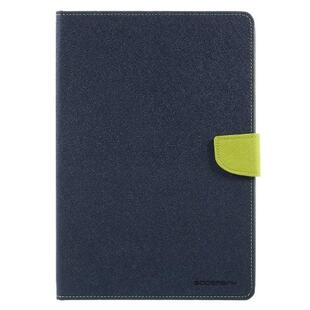 MERCURY Goospery Fancy Diary Case for iPad 9.7 2017/2018  - Blue/Green