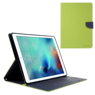 Mercury Goospery Fancy Diary Case for iPad Pro 9.7 Green/Blue