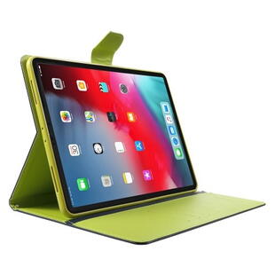 Mercury Goospery Fancy Diary Case for iPad Pro 11 Blue/Green