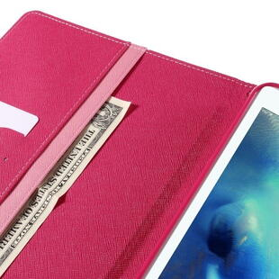 Mercury Goospery Fancy Diary Case for iPad Pro 11 Pink/Red