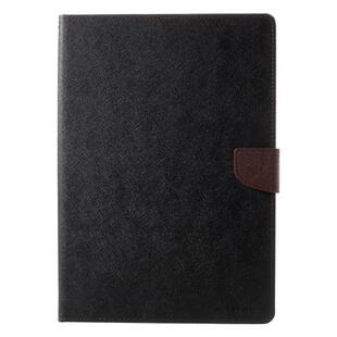 MERCURY GOOSPERY Wallet Leather Case for iPad Pro 12.9 (2. gen.) Black/Brown