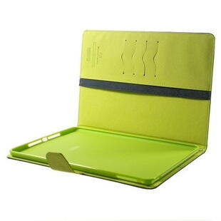 Mercury Goospery Fancy Diary Case for iPad 2/3/4 Blue/Green