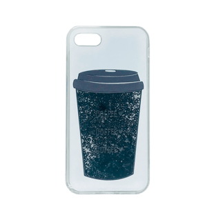 iPhone 7/8 TPU Case with Coffee animation