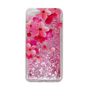 iPhone 6 Plus/6S Plus TPU Case with blossom animation