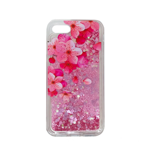 iPhone 7/8 TPU Case with blossom animation