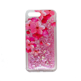 iPhone 7 Plus/8 Plus TPU Case with blossom animation