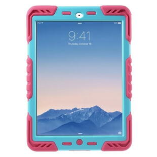 PEPKOO Spider Series for iPad Air 2 Blue/Pink