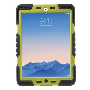 PEPKOO Spider Series for iPad Air 2 Green/Black