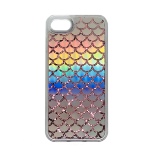 iPhone 7/8 TPU Case with Shining Colour Effect