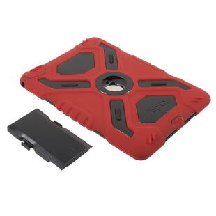 PEPKOO Spider Series for iPad Air 2 Black/Red