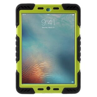 "PEPKOO Spider Series for iPad Pro 9.7"" Green/Black"