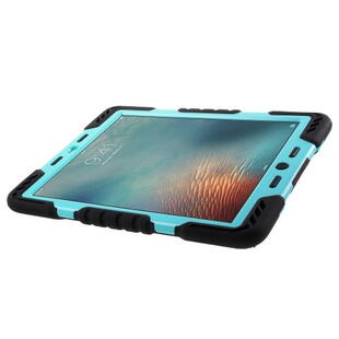 "PEPKOO Spider Series for iPad Pro 9.7"" Blue/Black"
