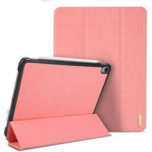 DUX DUCIS Domo Series Tri-fold Case for iPad Pro 12.9 2018 Pink