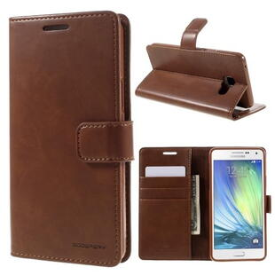 MERCURY GOOSPERY Blue Moon Case for Samsung Galaxy A5 2017 Brown