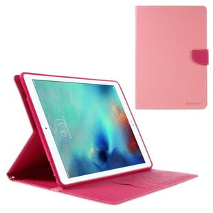 "Mercury Goospery Fancy Diary Case for iPad Pro 9.7"" - Pink/Red"