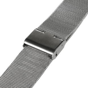 Apple Watch 38mm & 40mm Mesh Band Silver