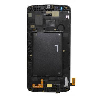 LG K350N K8 Display Black