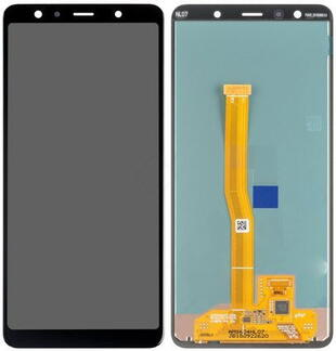 Samsung Galaxy A7 (2018) Display Unit Black