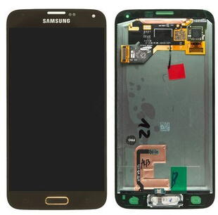 Samsung Galaxy S5 G990F Display Gold