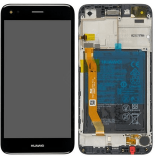 Huawei P9 Lite Mini Display Unit Complete - Black
