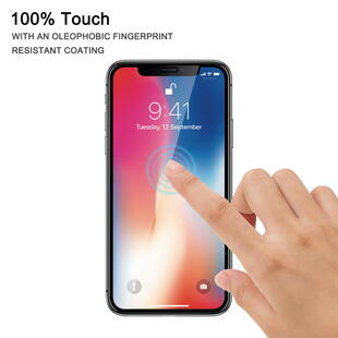 Nordic Shield iPhone XS Max/11 Pro Max 3D Curved Screen Protector (Bulk)