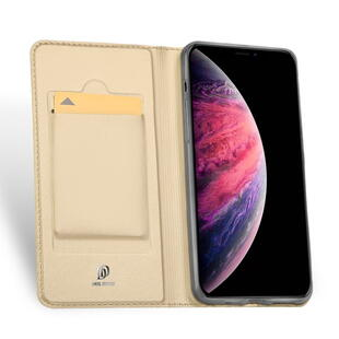 DUX DUCIS Skin Pro Flip Case for iPhone 11 Gold