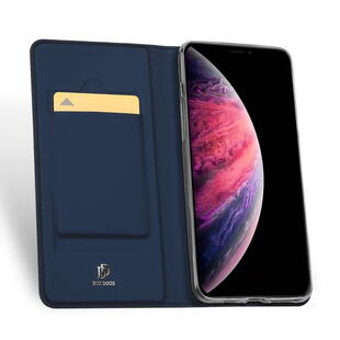 DUX DUCIS Skin Pro Flip Case for iPhone 11 Pro Max Dark Blue