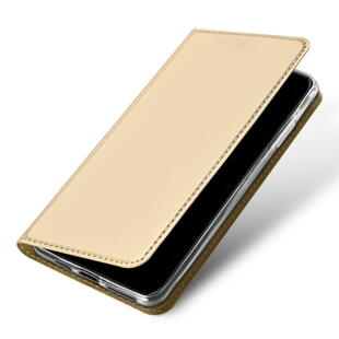 DUX DUCIS Skin Pro Flip Case for iPhone 11 Pro Max Gold