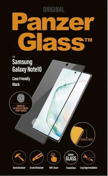 PanzerGlass Samsung Galaxy Note 10 Case Friendly Black