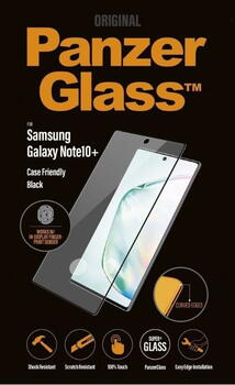 PanzerGlass Samsung Galaxy Note 10+ Case Friendly Black