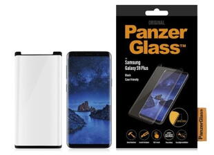 PanzerGlass Samsung Galaxy S9+ Case Friendly Black