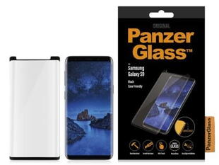 PanzerGlass Samsung Galaxy S9 Case Friendly Black
