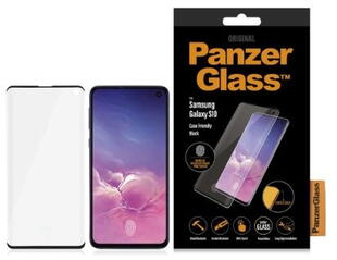 PanzerGlass Samsung Galaxy S10 Case Friendly Black