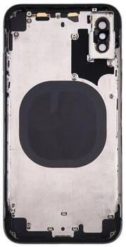 Back Cover for Apple iPhone X Black