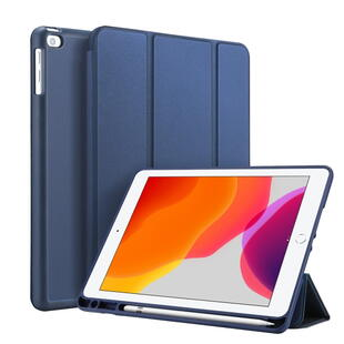 DUX DUCIS Osom Series Tri-fold Cover for iPad 10.2 Blue