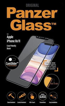 PanzerGlass Apple iPhone XR / iPhone 11 Camslider Black