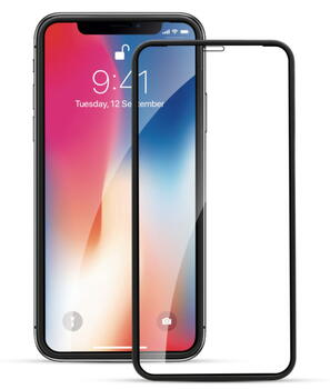 Nordic Shield Apple iPhone XR/11 Full Cover Silicon Edge Screen Protector (Bulk)
