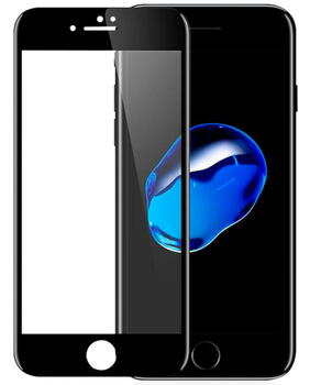 Nordic Shield iPhone 7/8/SE (2020) 3D Curved Screen Protector (Bulk)