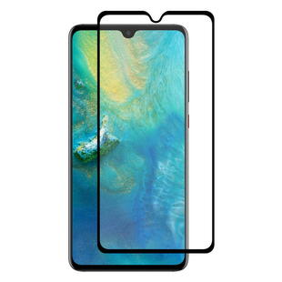 Nordic Shield Huawei Mate 20 3D Curved Screen Protector Black (Blister)